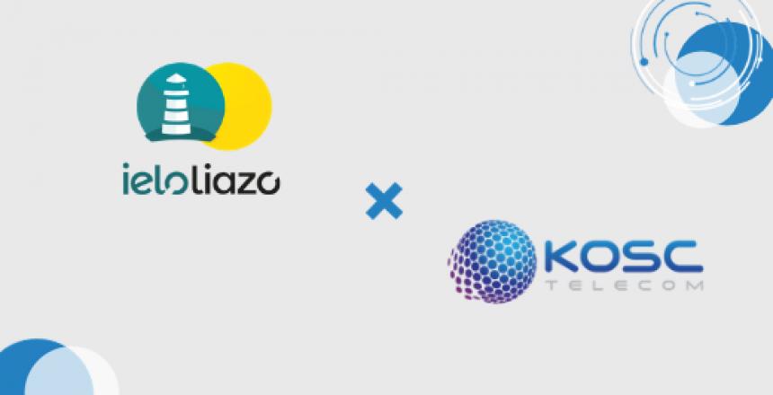 Partenariat Kosc x IELO LIAZO V4