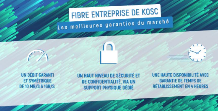 Fibre Entreprise 2019 Kosc Telecom